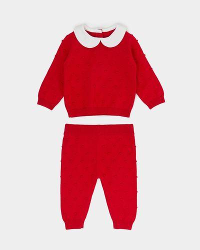 Two-Piece Knit Set (Newborn-12 months)