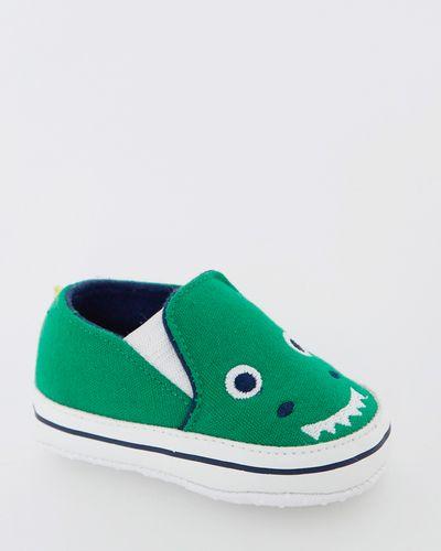 Dino Slip Ons