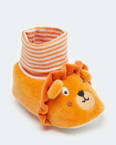 Lion Sock Top (Newborn - 12 months)
