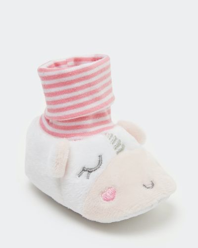 Unicorn Sock Top (Newborn - 12 months)