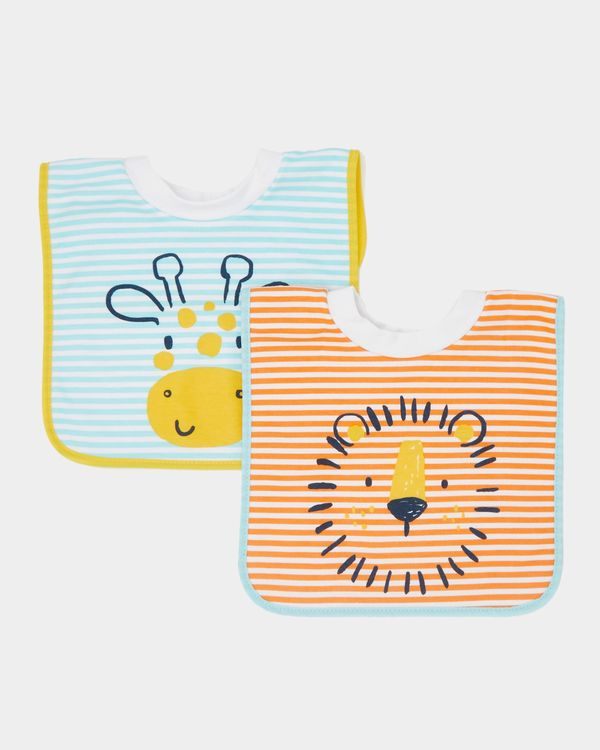 Popover Bibs - Pack Of 2