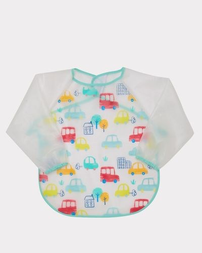 Plastic Bib With Sleeve