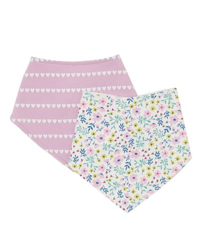 Bunny Bibs - Pack Of 2 thumbnail