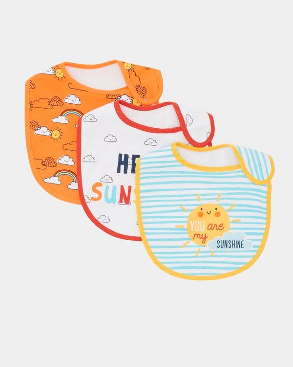 Sun Bibs - Pack Of 3