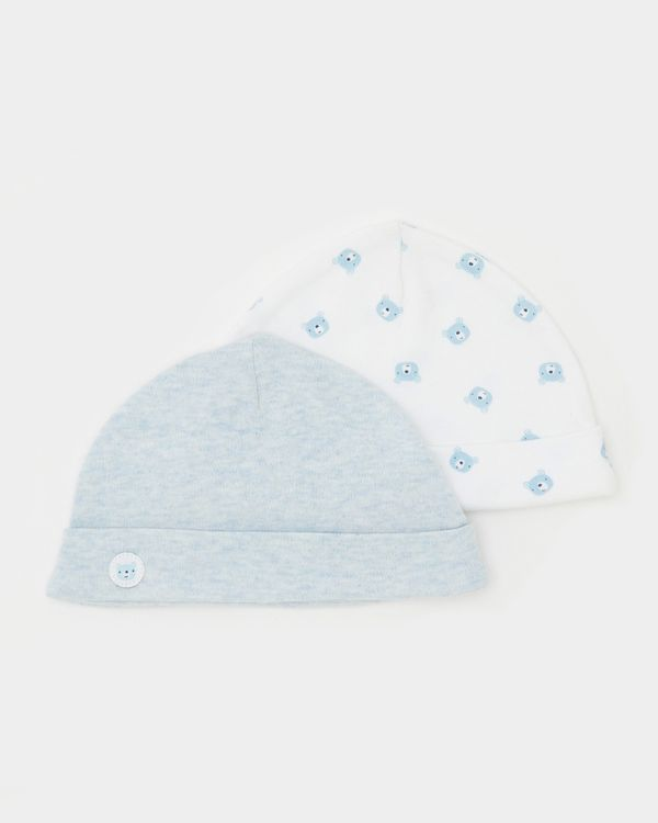 Boys Hats - Pack Of 2