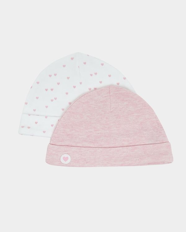 Girls Hat - Pack Of 2