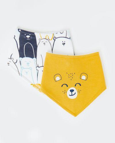Bear Bibs - Pack Of 2