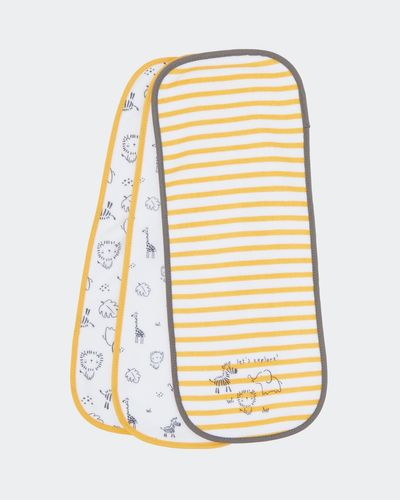 Burp Cloth - Pack Of 3