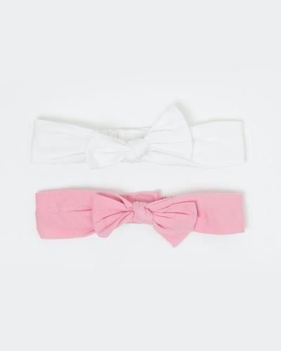 Bow Headband - Pack Of 2