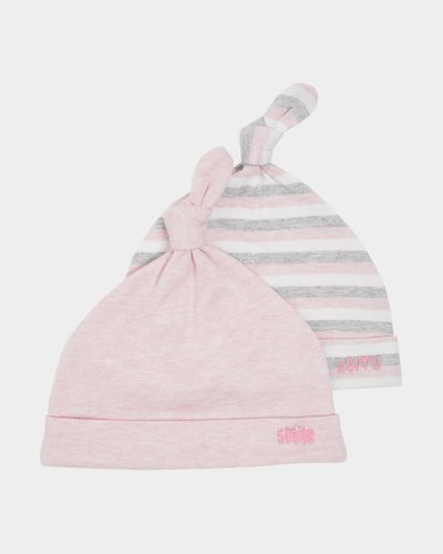 Stripe Hat - Pack Of 2