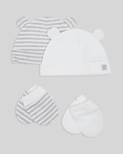 Hat And Mitts - Pack Of 2