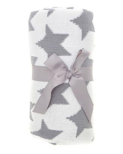 Star Chenille Blanket