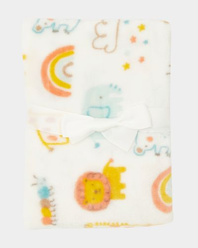 All-Over Print Blanket