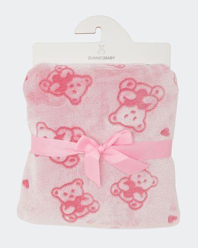 Bear Soft Blanket
