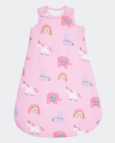 Unicorn Sleep And Grow Bag - 2.5 Tog thumbnail