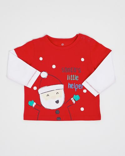 Boys Christmas Top (0-12 months)