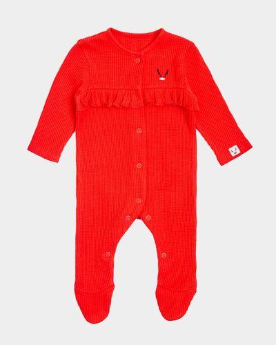 Textured Sleepsuit (Newborn- 12 months)