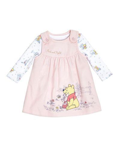 Winnie Dress Set (0-12 months)
