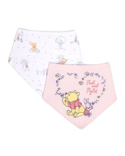 Winnie The Pooh Bibs - Pack Of 2