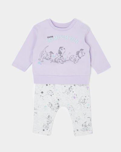 Two-Piece Dalmatian Set (Newborn-12 months)