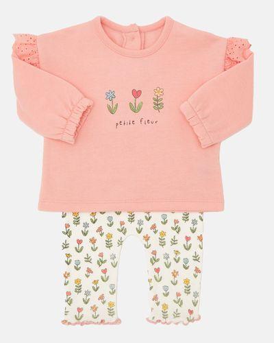 Sweatshirt Set (0-12 months)
