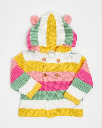 Stripe Cardigan (0-12 months)