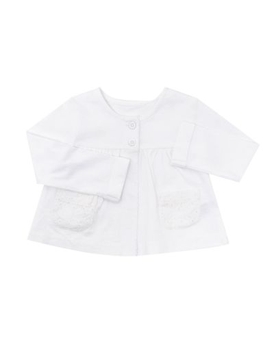 Jersey Cardigan (0-12 months)
