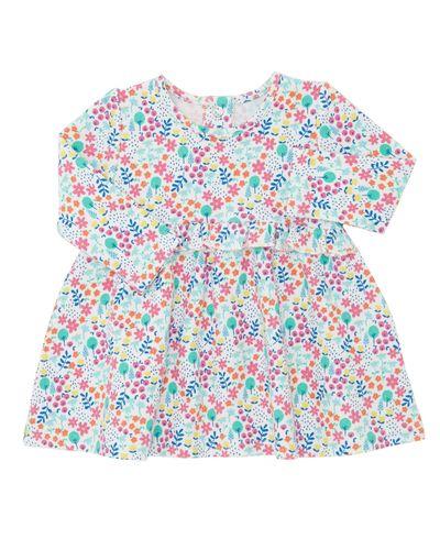 All-Over Print Dress (0-12 months)