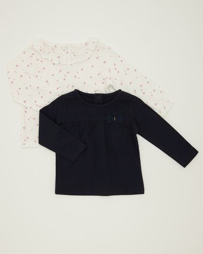 Flower Top - Pack Of 2 (0-12 months)