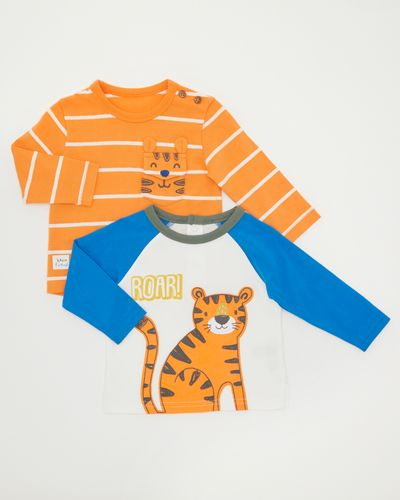 Tiger  Tops - Pack Of 2 (0-12 months) thumbnail