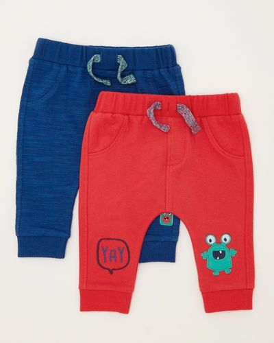 Monster Joggers - Pack Of 2 (0-12 months)