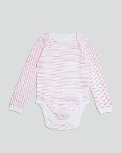 Girls Long-Sleeved Bodysuit (3-14 Years)