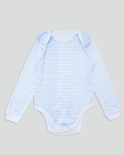 Boys Long-Sleeved Bodysuit (2-14 Years)