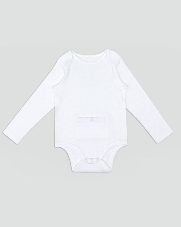 PEG Access Long Sleeve Bodysuit (2 - 14 years)