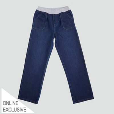 Boys Wide Leg Jeans thumbnail