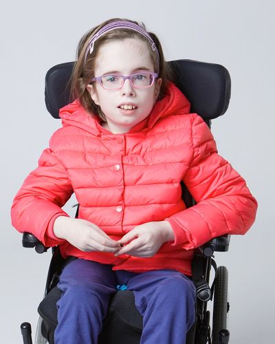 Wheelchair Accessible Jacket (2-14 years)