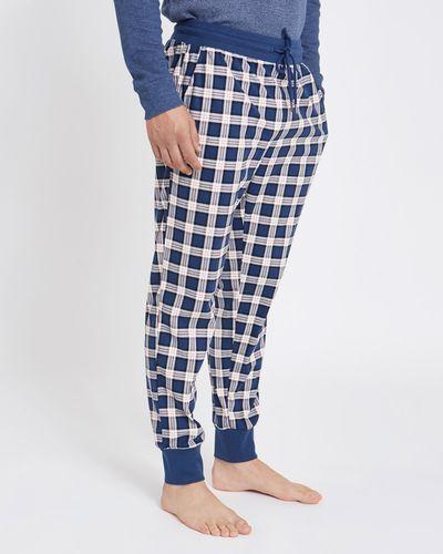 Cuff Fleece Pants