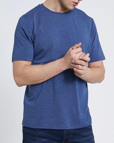 Short-Sleeve Cotton Modal T-Shirt thumbnail