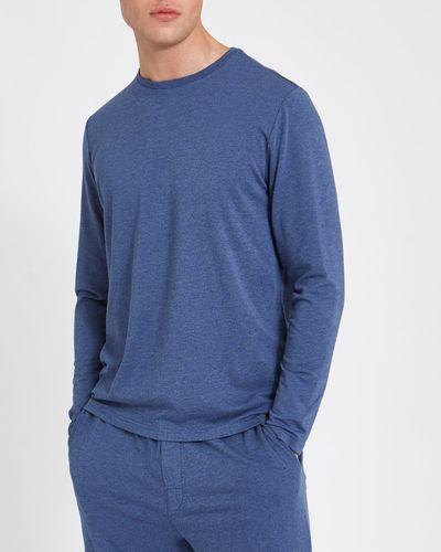 Long-Sleeved Cotton Modal Elastane Top thumbnail