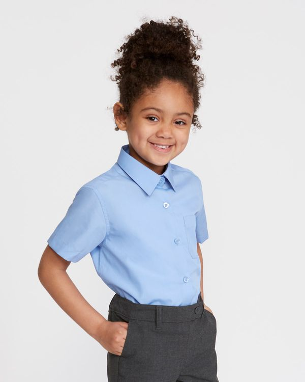 Ultimate Non-Iron Short-Sleeved Blouses - Pack Of 2