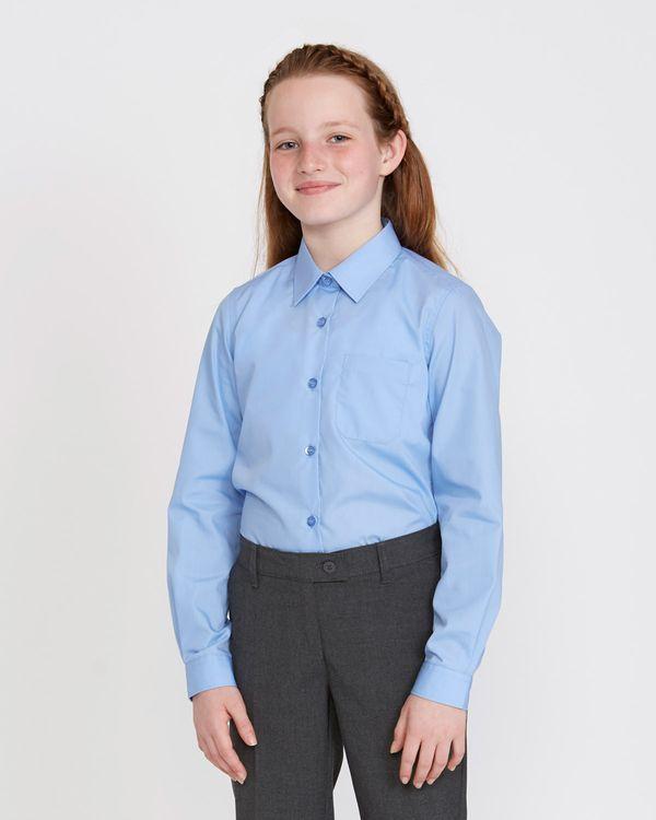 Skinny Teen Schule Uniform