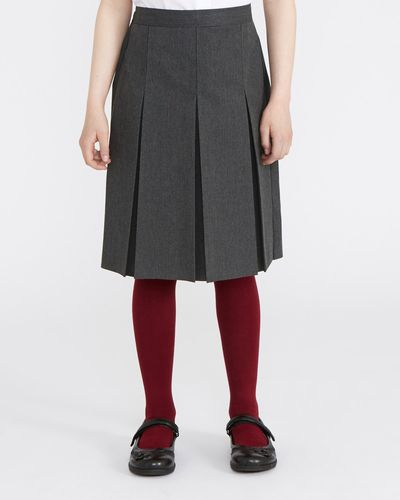 Box Pleat Skirt thumbnail