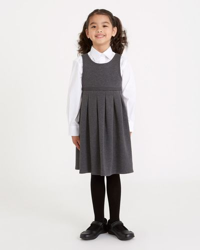 Cotton Rich Knitted Pinafore thumbnail