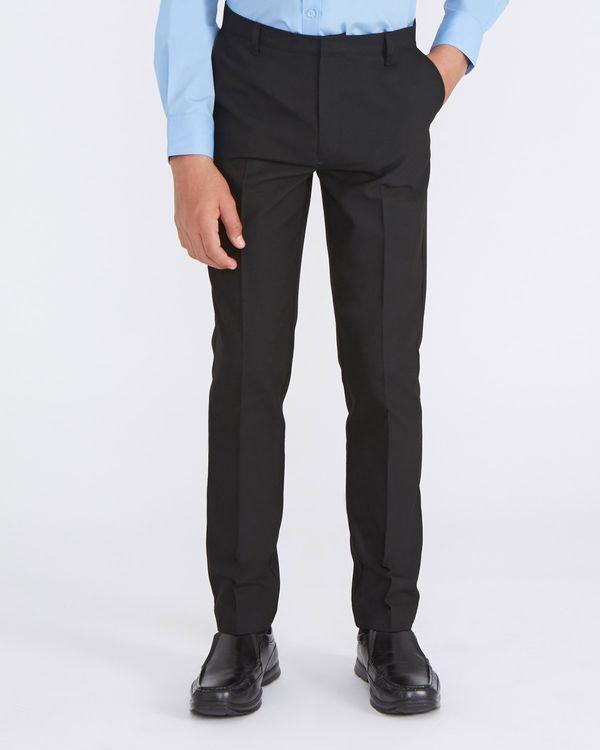 Boys Slim Leg Trousers