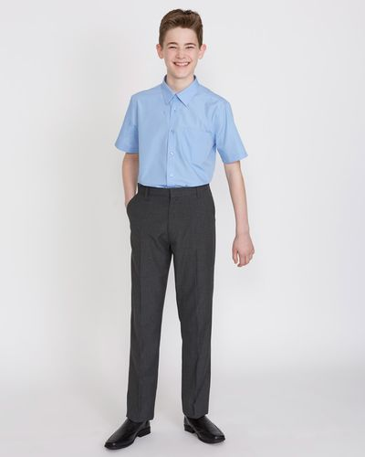 Boys Regular Leg Trousers