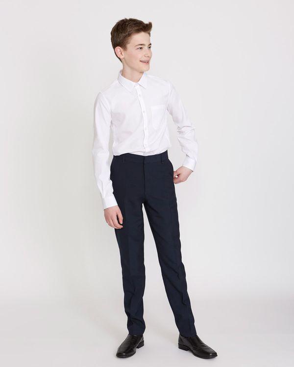 Boys Skinny Leg Trousers