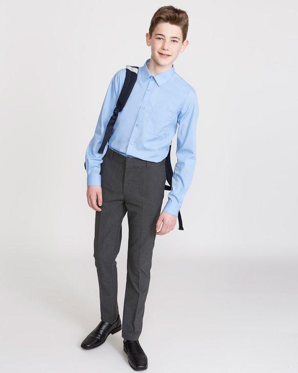 Boys Stretch Super Skinny Trousers