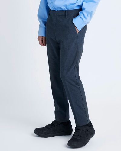 Boys Stretch Super Skinny Trousers