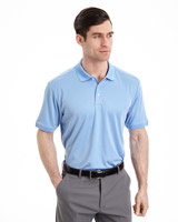 blue Pádraig Harrington Birdseye Polo (UPF 50)