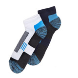 navy Pádraig Harrington Trainer Sock - Pack Of 2